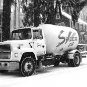 spicer propane gas truck