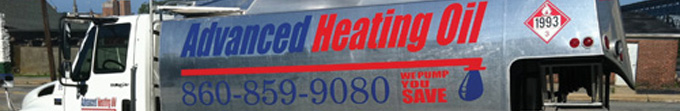 Advanced Heating Oil Truck