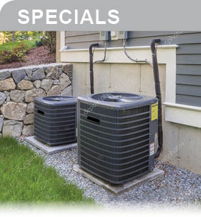 HVAC Heating & Cooling Specials