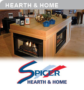 Spicer Hearth & Home by Spicer Advanced Gas